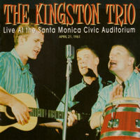 Live At Santa Monica CD cover