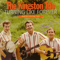 Rarities, Vol. 2 – Turning Like Forever CD cover